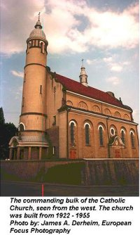 Catholic Church in Frysztak